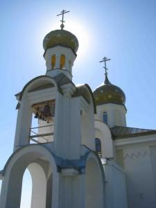 Свято-Никольский храм д.Даниловичи1